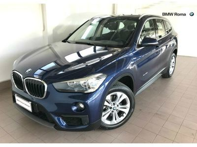 usata BMW X1 sDrive 18d Business