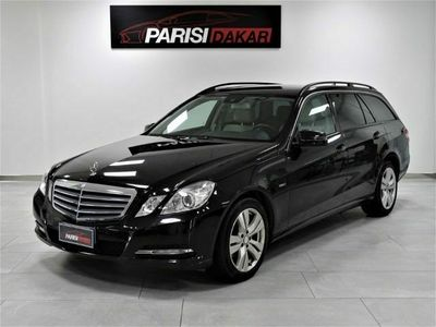 usata Mercedes E220 CDI S.W. BlueEFFICIENCY Executive