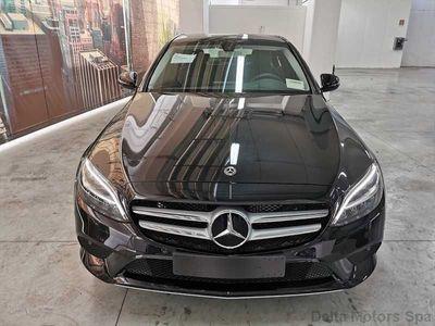 usata Mercedes C220 Classe C W205 BERLINAd Auto 4MATIC