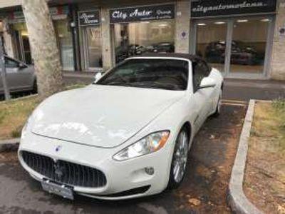 usata Maserati GranCabrio 4.7 V8 439CV Benzina