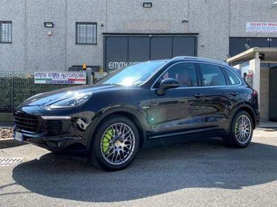 begagnad Porsche Cayenne 3.0 S E-Hybrid PASM GANCIO PCM PDLS PAS BOSE IVA!