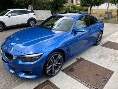 usata BMW 440 4er Coupe xDrive Aut. M Sport
