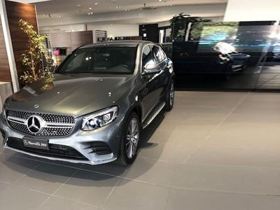 second-hand Mercedes GLC350 GLC4Matic Premium