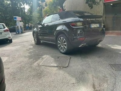 usata Land Rover Range Rover evoque Range Rover Evoque 2.0 Sd4 240 CV Convertibile HSE Dynamic