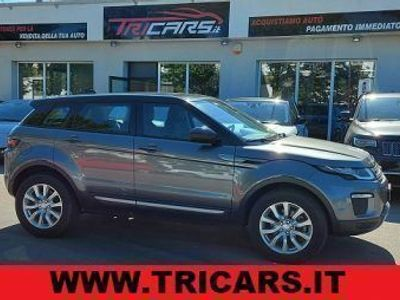 usata Land Rover Range Rover evoque 2.0 TD4 150 CV 5p. Business Edition SE P