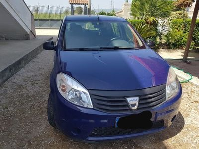 usata Dacia Sandero 1.4 GPL