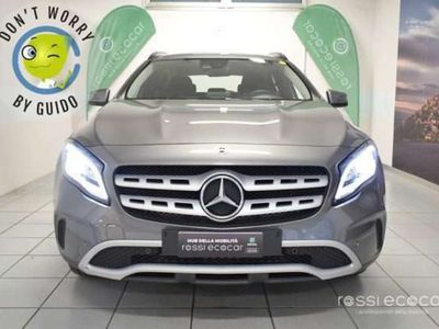 usata Mercedes GLA200 d Automatic Business Extra