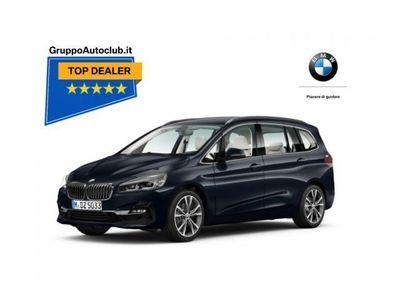 usata BMW 220 Serie 2 Gran Tourer d xDrive Luxury aut. nuovo