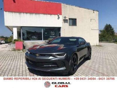 usata Chevrolet Camaro 2.0L Turbo aut. Coupé/ EUROPA MODEL/FULL OPT