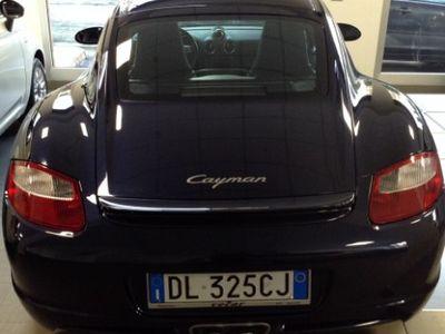 usata Porsche Cayman 2.7 SPORT--CHRONO