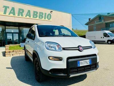 usata Fiat Panda 4x4 New 0.9 TwinAir Turbo S&S km 27.000