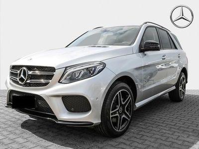 usata Mercedes GLE350 d 4Matic d AMG Comand-Parkpilot - Pelle