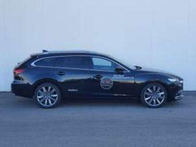usata Mazda 6 2.2L 184CV Skyactiv-D WGN AWD AT Exclusive Diesel