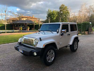 usado Jeep Wrangler allestimento Mopar