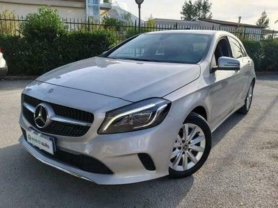"usata Mercedes A180 d Automatic Sport + LED ""Ufficiale"""