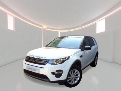 used Land Rover Discovery Sport 2.0 TD4 150 CV Auto Business Ed. Premium SE