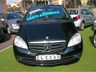 usata Mercedes A180 160 CDI Autotronic DPF