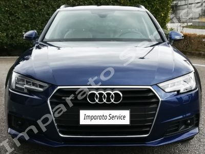 usata Audi A4 Avant 2.0 TDI 140Kw/190Cv Quattro Business