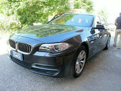 usata BMW 530 d xDrive 258CV Touring Bs. aut. FULL OPTIONAL