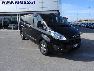 gebraucht Ford Custom - TRANSIT- 2.2 CDTI AUTOCARRO N.1, 6 POSTI