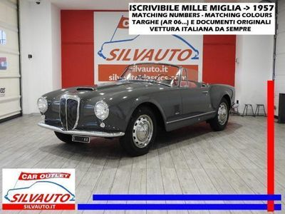 used Lancia Stratos aurelia b24s convertibile - 05/1957 benzina