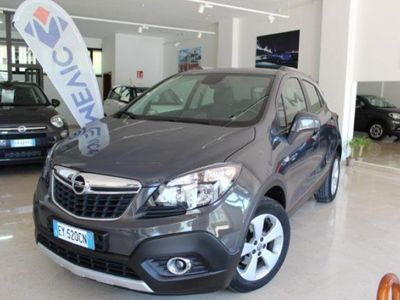 usado Opel Mokka 1.7 CDTI Ecotec 130CV 4x2 Start&Stop Ego