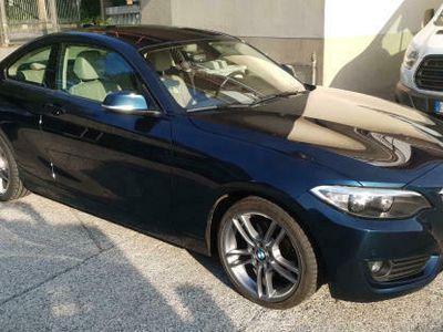 usata BMW 220 serie 2 coupe 190 cv