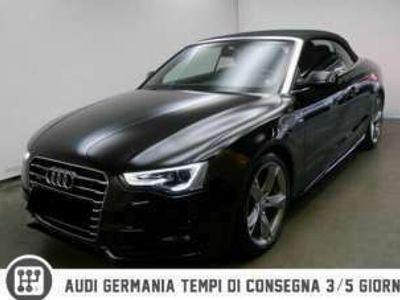 usata Audi A5 Cabriolet 2.0 TDI quattro*S-Line*Garanzia Diesel