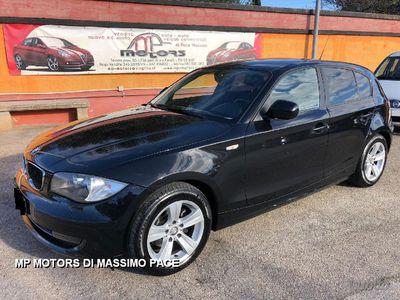 brugt BMW 118 d 2.0 143cv attiva autom. 2011