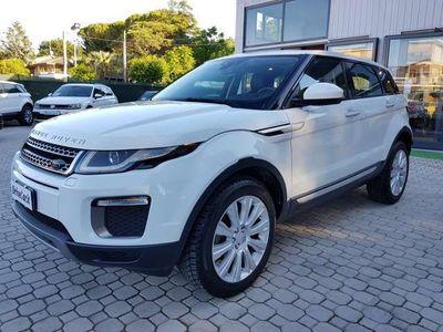 usata Land Rover Range Rover evoque 2.0 TD4 CV 180 HSE AUTOMATICO PELLE LED NAVI