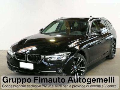 usata BMW 318 d Touring Sport Aut.