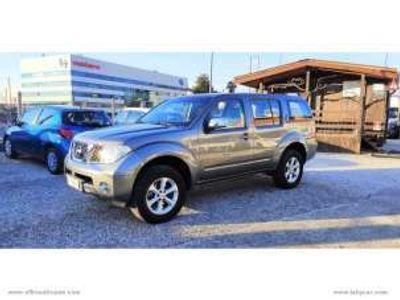 usata Nissan Pathfinder Diesel