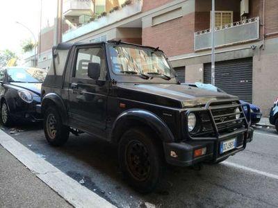usata Suzuki Samurai 1.3i cat Cabriolet De Luxe