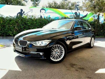 usata BMW 318 d 143cv Luxury Aut.