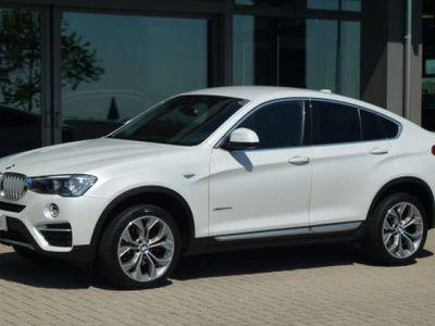 usado BMW X4 xDrive20d xLine Automatico