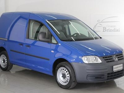 used VW Caddy VAN 2.0 ECO FUEL