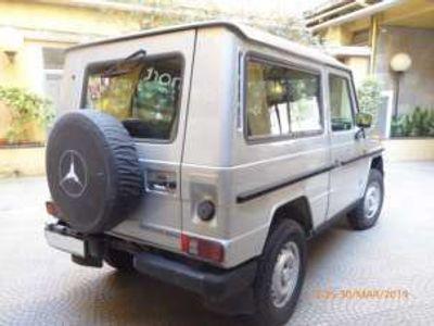 usata Mercedes G240 corto diesel