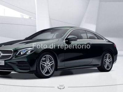usata Mercedes E350 CLASSE E COUPÉBusiness Sport