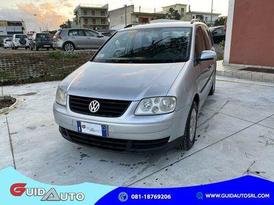 usata VW Touran 1.9 TDI 101CV