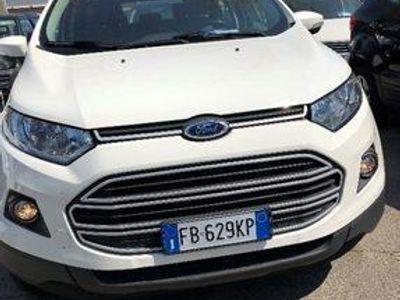 gebraucht Ford Econoline 1.5 TDCi 95 CV Titanium Poggibonsi