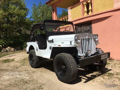 used Jeep CJ 3