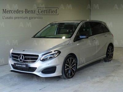 usata Mercedes B200 d Automatic Business