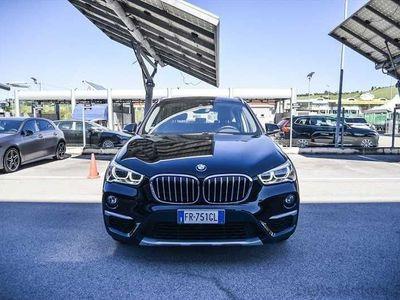 usata BMW X1 F48 Diesel sdrive18d xLine auto my18
