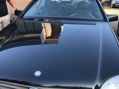 usata Mercedes 600 SEC cat