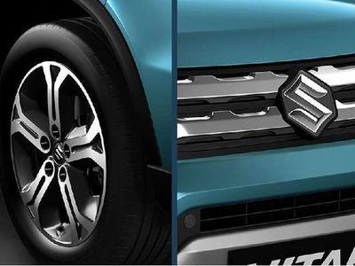 used Suzuki Vitara MY2016 1.6 DDiS 4WD ALL GRIP V-Cool