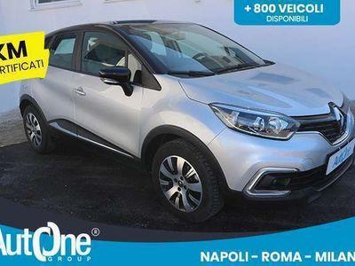usata Renault Captur 0.9 TCE 90 CV ENERGY BUSINESS NAVI BICOLOR
