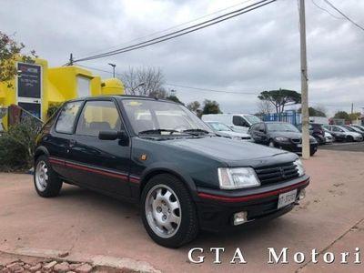usata Peugeot 205 1.9i cat 3 porte Gentry all. GTI