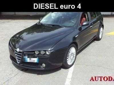 usata Alfa Romeo 159 SportWagon 1.9 JTDm 16V Sportwagon Exclusive nuovo
