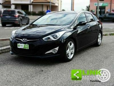 usata Hyundai i40 -- 1.7 CRDi 136CV Aut. Style *UNICO PROPRIETARIO*