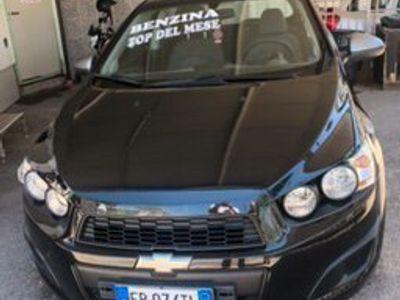 usata Chevrolet Aveo 1.2 BENZINA ANNO 2013 90km